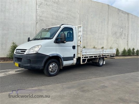 2008 Iveco Daily 50C18 - Trucks for Sale