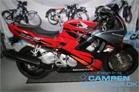 5191 NET: MOTORCYKLER, MOTORCROSSHJELME + DIV. (EBELTOFT)