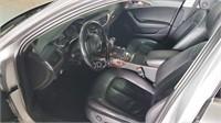 12 AUDI A6 Quattro WAUGAFC2CN007287 key/runs&drive