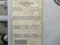 SkyJack SJIII 3219 Scissor Lift