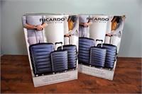 (each) Ricardo 3-Piece Spinner Luggage Sets