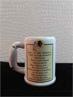 Washington Redskins Mug