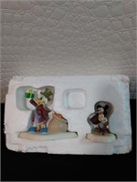 Department 56 North Pole Series Disney Collection