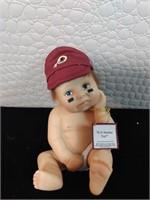The Ashton Drake Galleries Porcelain Doll