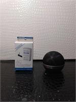 AC Adapter & Bluetooth Speaker