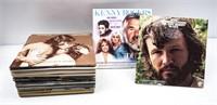 Mixed Lot of 70s Vinyl Records
