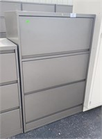 2 Drawer 1 Door Lateral File 36x18x53