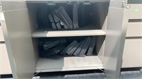 6 Drawer 2 Door Locking Cabinet 60x25x30