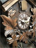 366 - GORGEOUS CUCKOO CLOCK- SCHWARZWALD