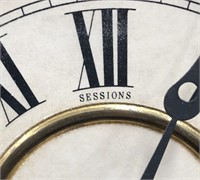 366 - MADE IN THE USA SESSIONS CLOCK