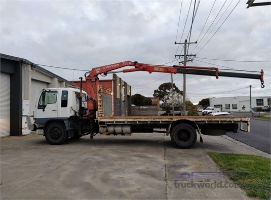 1994 Hino GH - Trucks for Sale