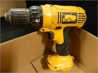 DeWalt Drills; (4); Used Condition