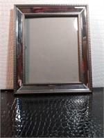 Picture Frame & Metal basket
