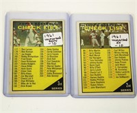 Sports card and memorabilia online auction
