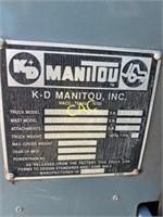 1999 KD Manitou MUT 1130L