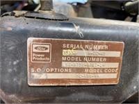 Portable Water Pump Minder