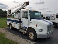 2020 Fall Cincinnati Heavy Equipment Truck & Trailer Auction