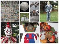 Halloween + Sport Estate Auction