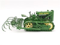 JOHN DEERE TOY TRACTOR & MORE COLLECTION!