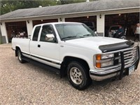 1993 Chevy C1500 One Owner only 61,880miles Norust