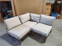 Patio Corner Seat