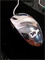 Daesigner Chrome Mouse
