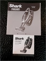 Shark Rocket Vacuum Cleaner and Attachments