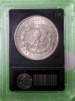 1921 - SILVER MORGAN DOLLAR (8)