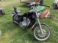 1994 Suzuki Intruder Motor Cycle