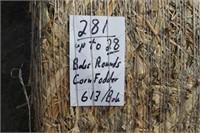 Hay, Bedding, Firewood #38 (9/16/2020)