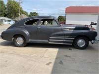 1947 Buick 2 Door  - Model 465  Straight Eight