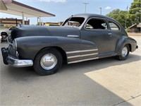 1947 BUICK 2 DR COUPE MODEL 465