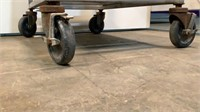 Rolling Stainless Steel Cart