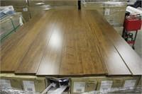 189 SQFT Java Fossilized Bamboo Flooring