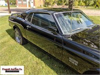 1970 Ford Mustang Mach 1, 4 speed R code car