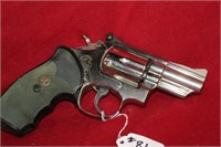 Smith & Wesson Model 19-4 Pistol 357mag