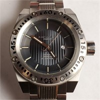 ANDROID STAINLESS STEEL AUTOMATIC MOVEMENT WATCH