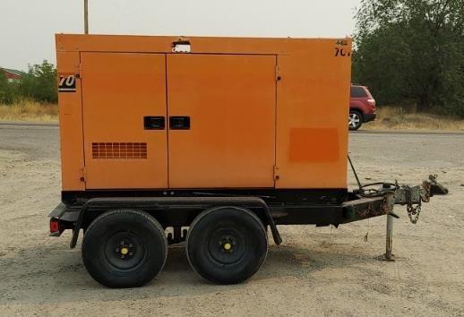 Whisper Watt Diesel Generator