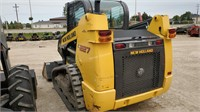 2016 New Holland 227C Compact Track Loader 1,075 H