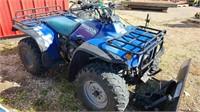Honda Fourtrax w/ Blade 300 ATV