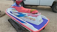Polaris SL750 PWC Jet Ski