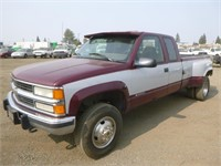 1996 Chevrolet 3500 Extra Cab Pickup