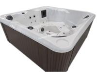 50 Jet Balboa Spa Hot Tub c/w: Cover & Steps