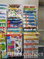 Alphabet/Word bulletin board sets as