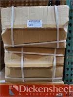 "17x21"" Paper Cutter, Qty 8 One bid buys all"