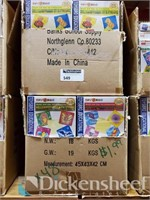 Lacing Card Assortment, Approx 2 cases Wow! One