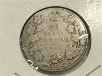 Coin & Stamp Auction September 18th - 22nd 2020