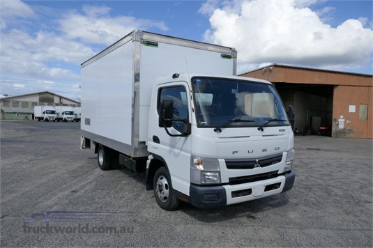 2017 Mitsubishi Canter 515 Duonic - Trucks for Sale