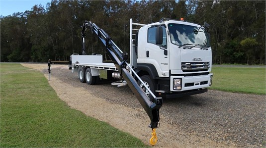 2020 Isuzu FXY 240-350 AUTO LWB - Trucks for Sale