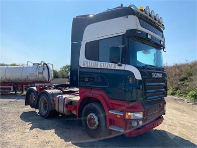 2006 SCANIA R470 at TruckLocator.ie